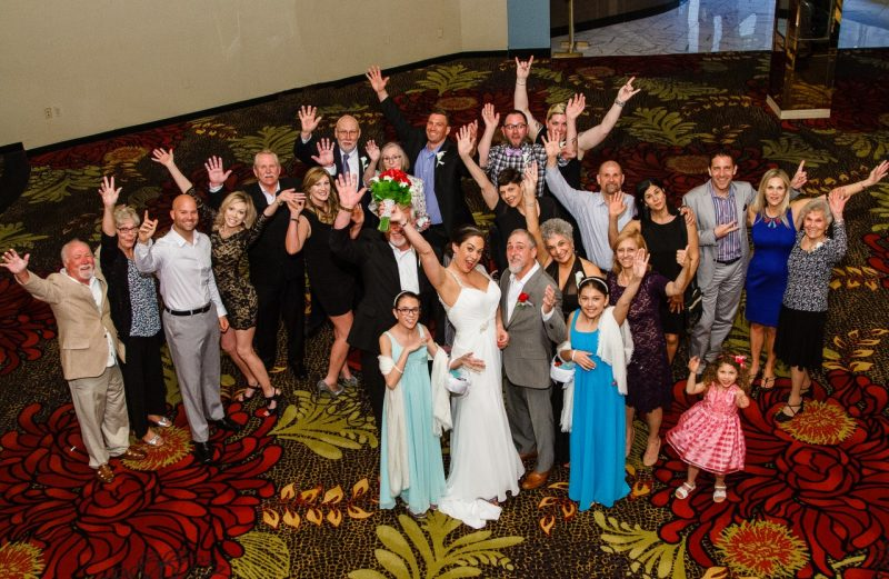 Planning your Vegas wedding package