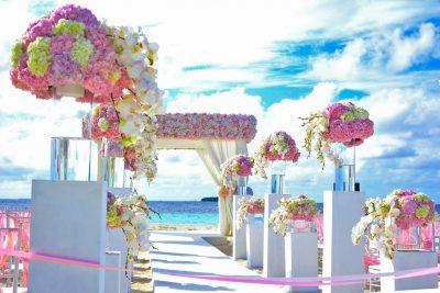 planning your wedding reception